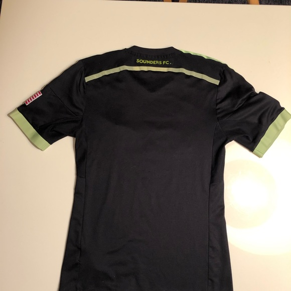 adidas Tops - Seattle Sounders Jersey